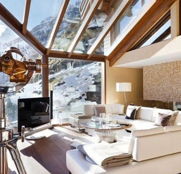 Chalet Couple – Chatel