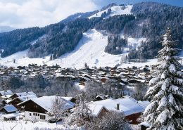 Morzine - Pistes du Pleney