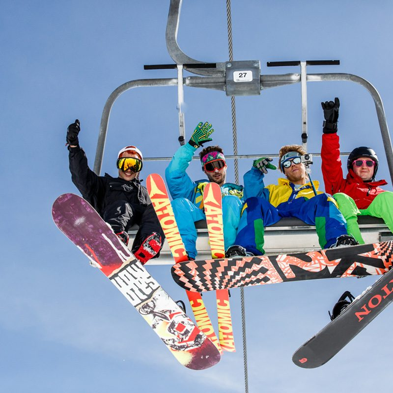 Snowbombing is coming!