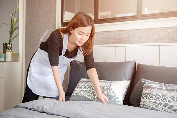 Housekeeper Jobs in Private Households in the UK