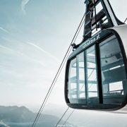 ski gondula