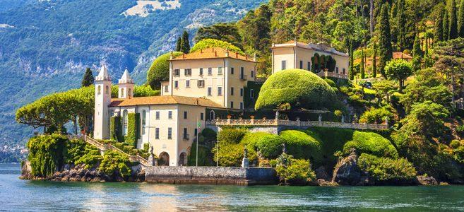 Italian Speaking Villa Couple – Lake Como – Seasonal