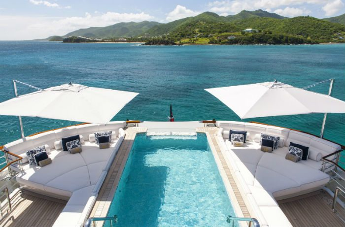 Service stewardess – 90M Private M/Y – Seasonal