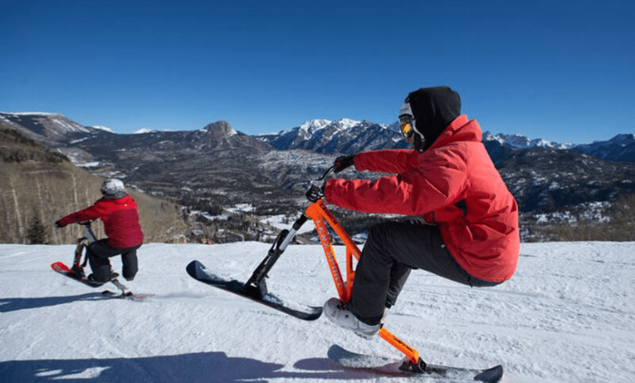 28 Snow Sports to try instead of Skiing or Snowboarding
