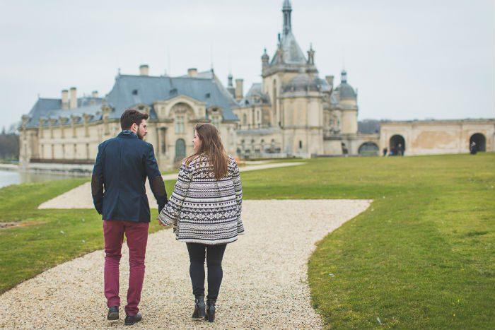Chateau Couple – Provence, France – Permanent