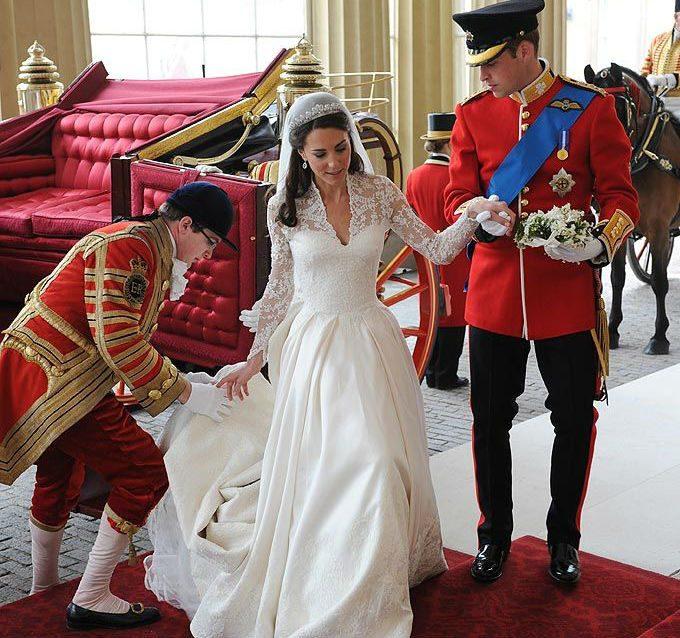 The secret lives of staff within Buckingham Palace