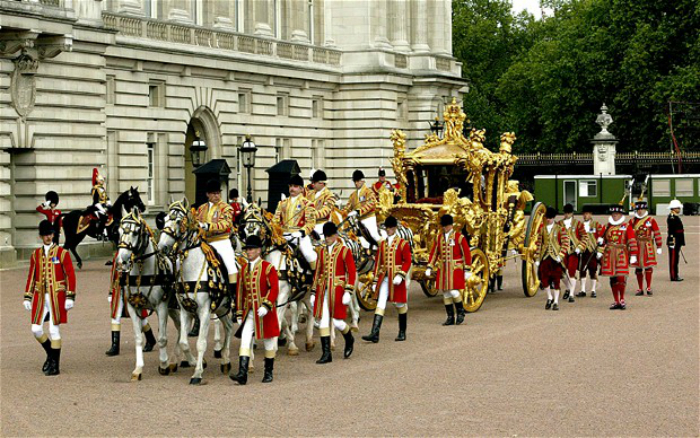 how to be a royal footman