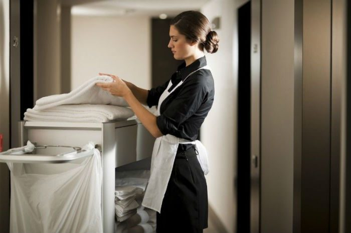 Housekeeper – Middle East, Permanent