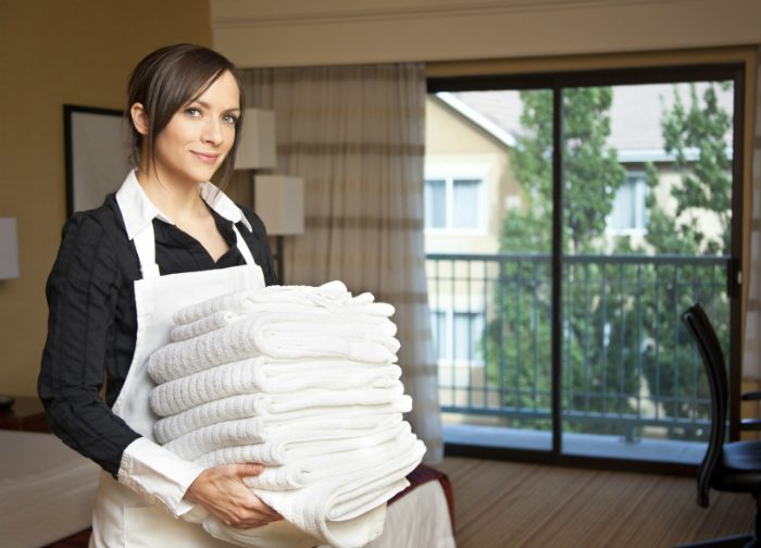 Housekeepers – St Andrews, Scotland – Permanent