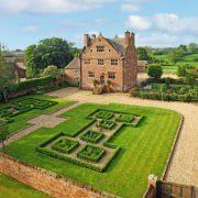 beautiful cheshire mansion