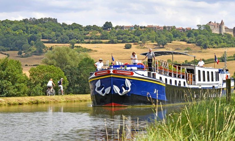 Barge Chef – Seasonal – France