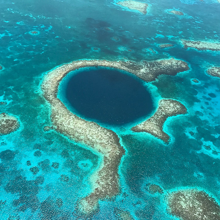 The Great Blue Hole – Belize