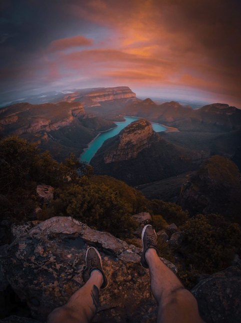 God's Window, Blyde River Canyon - South Africa