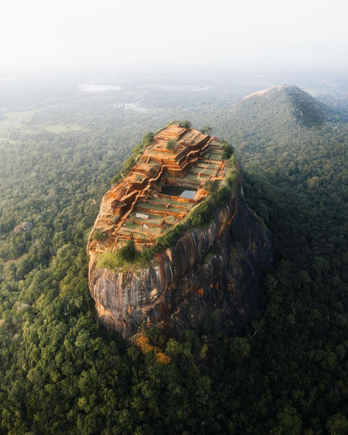 Sigiriya, The Lion Rock - Sri Lanka