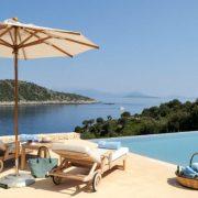 pool sea deck chairs
