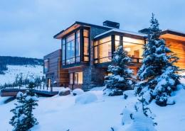 hotel snow