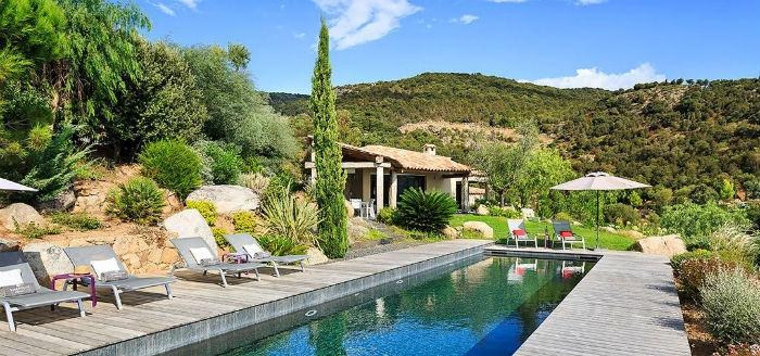 Villa Couple – Corsica – Seasonal