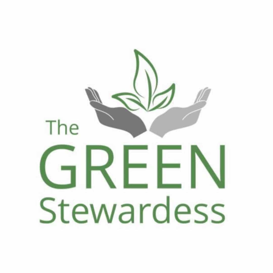 The Green Stewardess logo