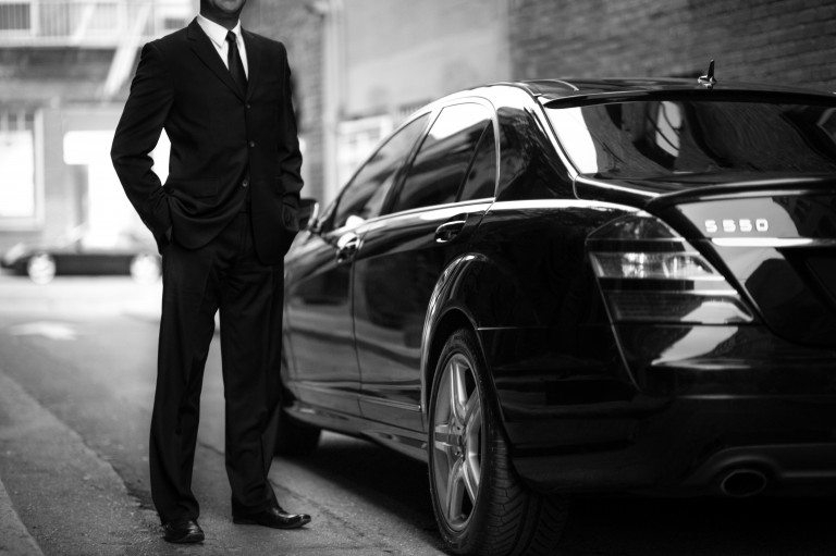 Chauffeur – North London