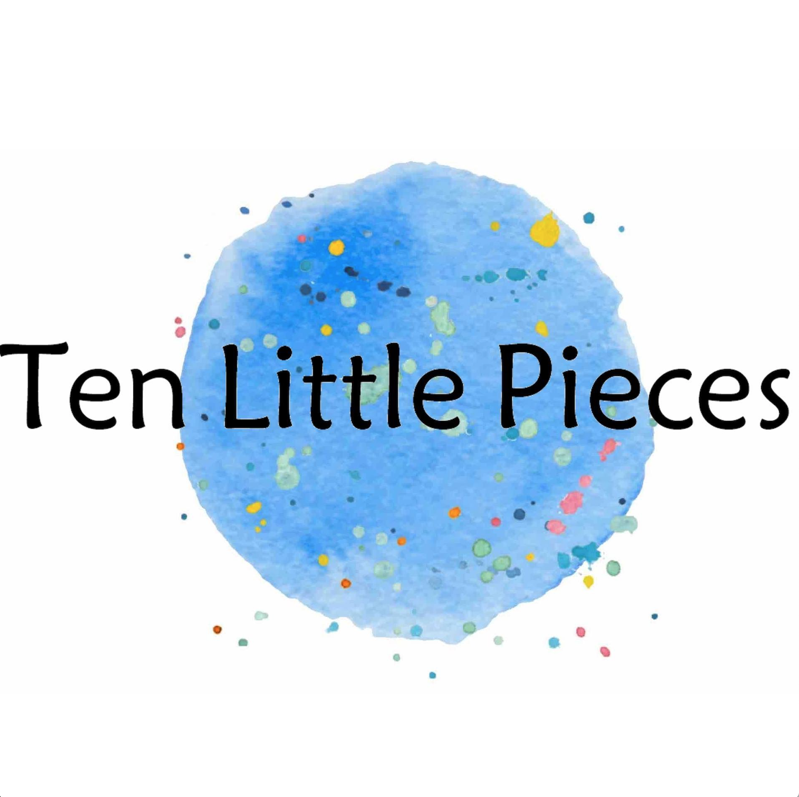 Ten Little Pieces logo