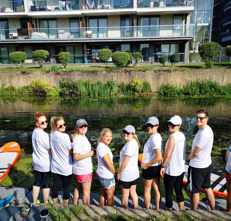 Silver Swan x Plastic Patrol: Canal Clean-Up